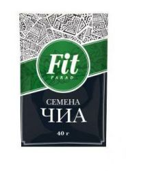 Семена Чиа Fit Parad (40 г)