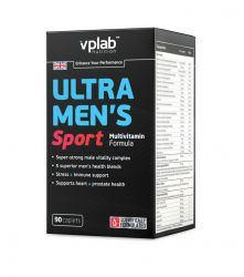 VPLab Ultra Men's Sport Multivitamin Formula (90 капсул)