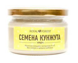 Урбеч из белого кунжута Royal Forest (200 г)